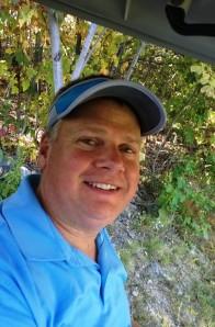 Jim Golfing